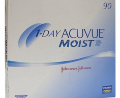 1 Day Acuvue moist (90 шт.)