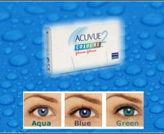 Acuvue 2 colors Enhancers (6 шт.)