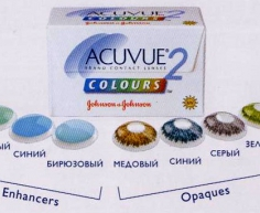 Acuvue 2 colors Opaques (6 шт.)