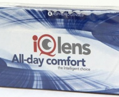 IQ lens  All day  comfort (6 шт.)