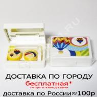 Набор для контактных линз с присоской