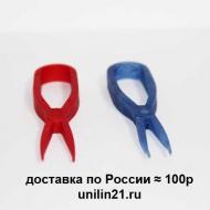 Пинцет для контактных линз резиновый