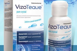 VizoTeque Pure Crystal (75 мл)