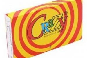 Crazy (2 шт.)