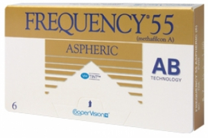 Frequency 55 Aspheric (6 шт.)