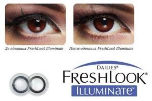 Fresh Look Illuminate (10 шт.)