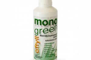 Oftyll Monogreen (240 мл)