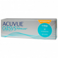Acuvue Oasys 1 Day Hydraluxe for astigmatism (30шт.)
