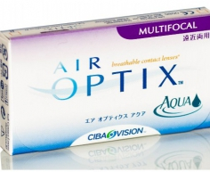 Air Optix Aqua Multifocal (3шт.)
