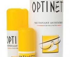 Optinett спрей антистатик 35 мл