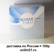1 Day Acuvue TruEye (180 шт.)