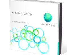 Biomedics 1 Day Extra (90 шт.)