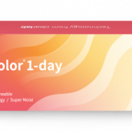 Clear Color 1 day (30 pk)