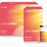 Clear Color (2 pk)