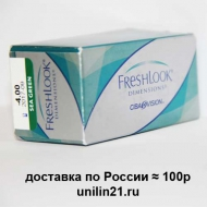 Fresh Look dimensions (2 шт.)