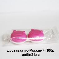Контейнер для контактных линз Лягушки