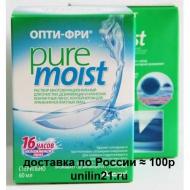 Opti Free Pure Moist 60 мл